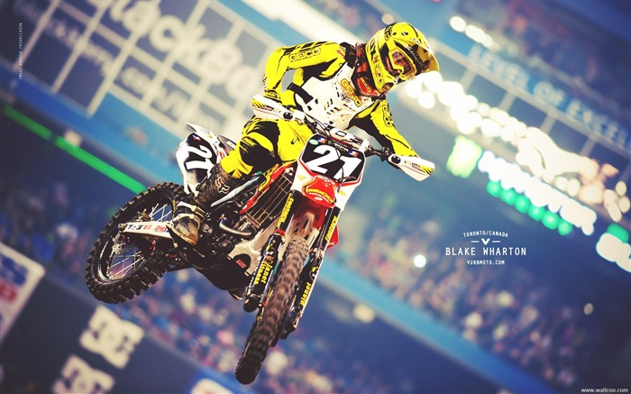 2011 USA super cool wallpaper off-road motorcycle competition-third series Views:10598