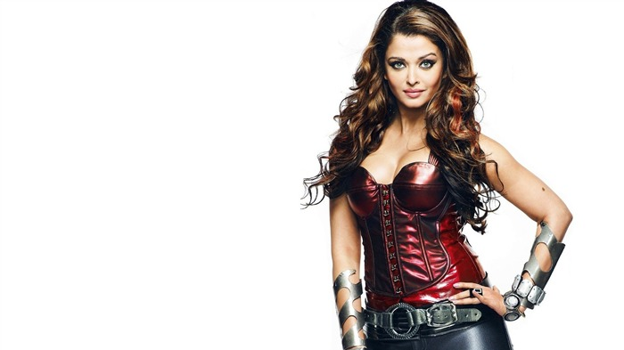Aishwarya Rai-European and American actress wallpaper album Views:14064