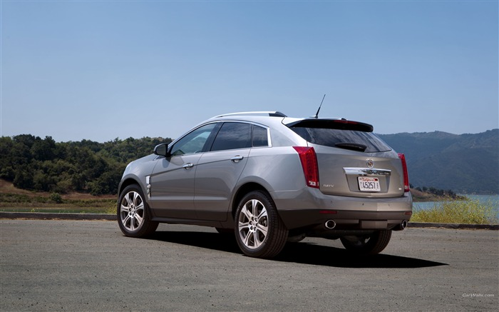 Cadillac SRX Series desktop wallpaper 01 Views:4340