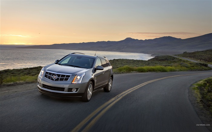 Cadillac SRX Series desktop wallpaper 03 Views:4764