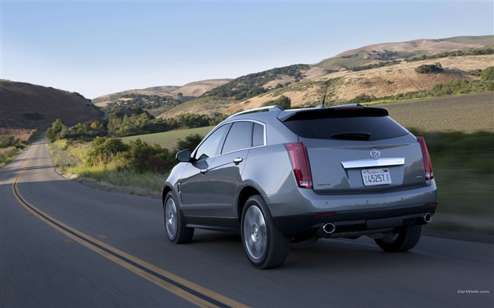 Cadillac SRX Series desktop wallpaper 04 Views:5573