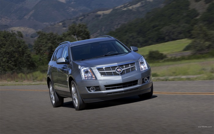 Cadillac SRX Series desktop wallpaper 06 Views:4526
