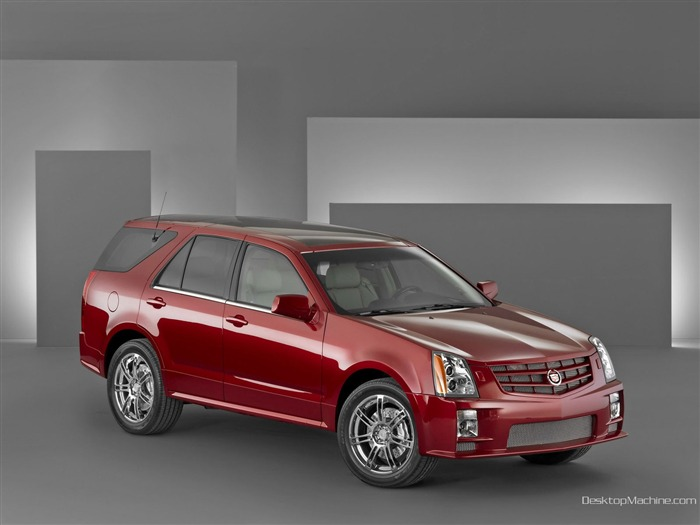 Cadillac SRX Series desktop wallpaper 09 Views:3759