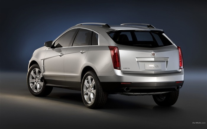 Cadillac SRX Series desktop wallpaper 12 Views:3895