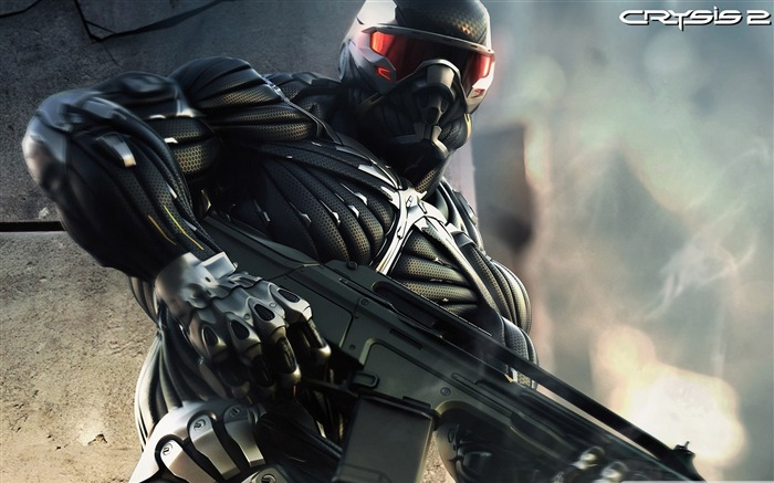 Crysis HD Game Desktop wallpaper 03 Views:4109
