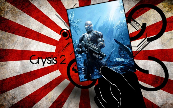 Crysis HD Game Desktop wallpaper 05 Views:5028