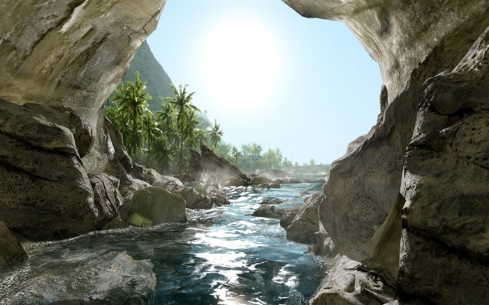Crysis HD Game Desktop wallpaper 06 Views:5036