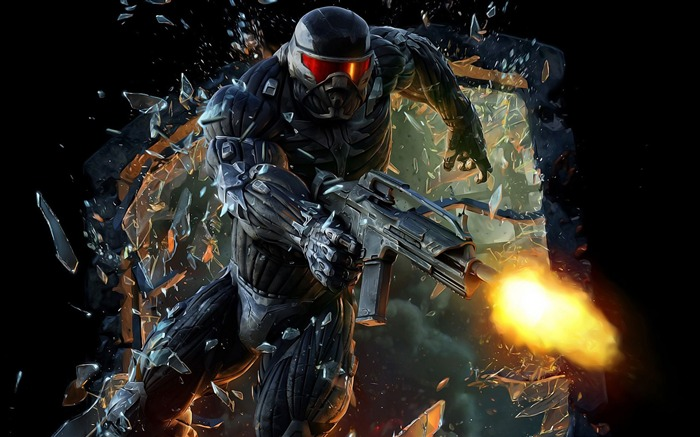 Crysis HD Game Desktop wallpaper 09 Views:28449