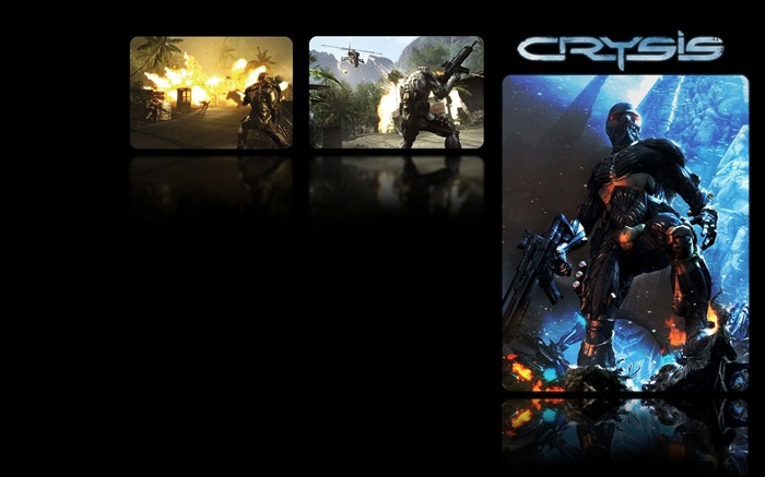 Crysis HD Game Desktop wallpaper 10 Views:3217