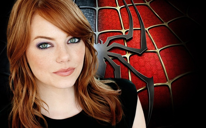 Emma Stone-European and American actress wallpaper album Views:13060