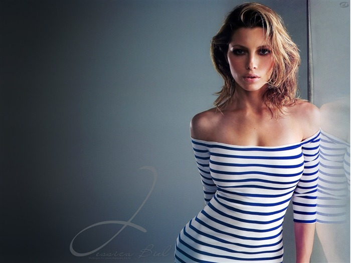Jessica Biel-European and American actress wallpaper album Views:11252
