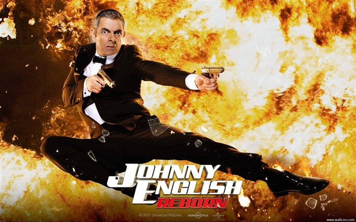 Johnny English Reborn Movie HD Wallpaper Views:7946