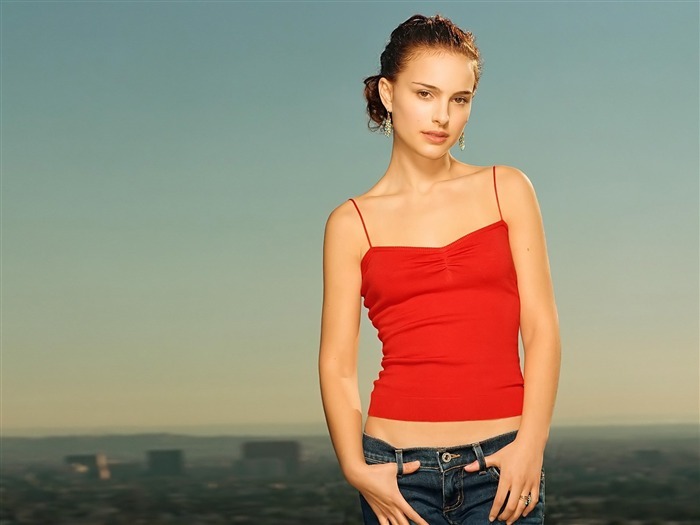 Natalie Portman-European and American actress wallpaper album 03 Views:20049