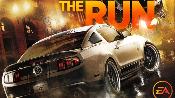 Need for Speed-The Run Game HD Wallpaper 02 Views:4101
