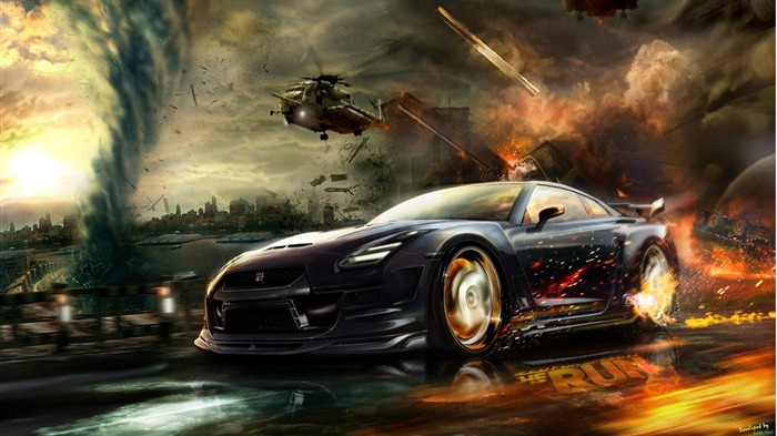 Need for Speed-The Run Game HD Wallpaper 03 Views:27316