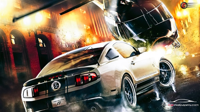 Need for Speed-The Run Game HD Wallpaper 10 Views:18831