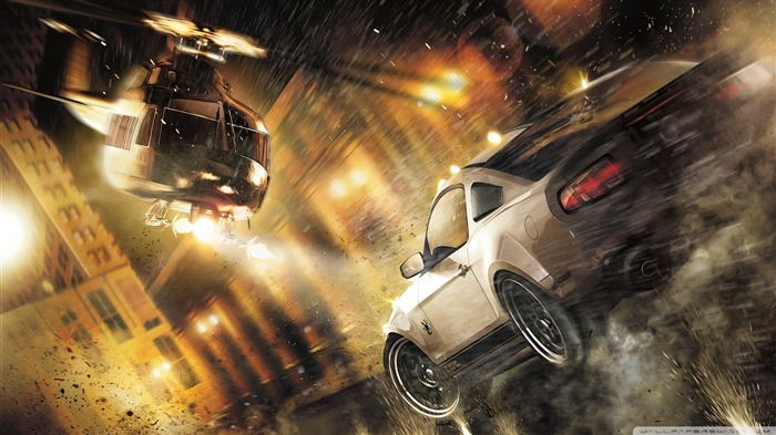 Need for Speed-The Run Game HD Wallpaper 11 Views:5382