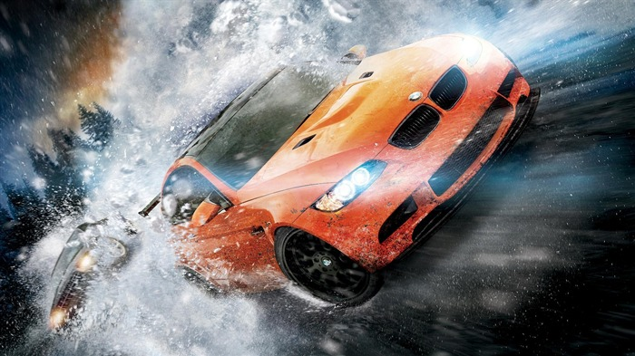 Need for Speed-The Run Game HD Wallpaper 14 Views:4338