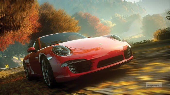 Need for Speed-The Run Game HD Wallpaper 15 Views:5781