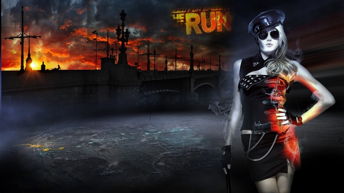 Need for Speed-The Run Game HD Wallpaper 16 Views:16050