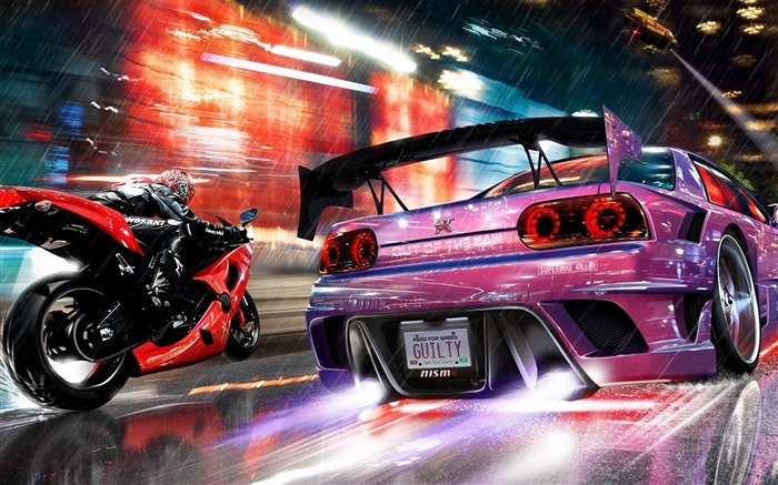 Need for Speed-The Run Game HD Wallpaper 17 Views:6218