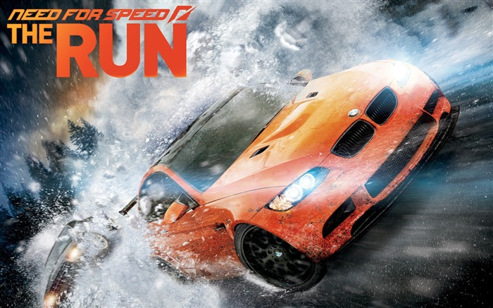 Need for Speed-The Run Game HD Wallpaper 19 Views:8317