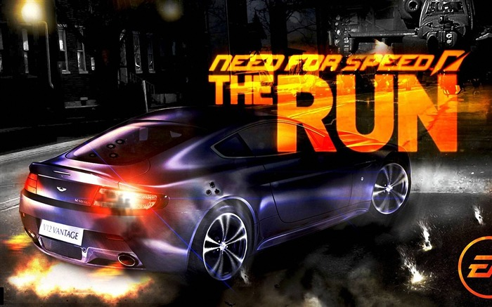 Need for Speed-The Run Game HD Wallpaper Views:10210