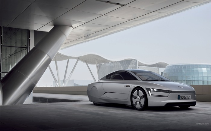 Volkswagen XL1 Concept car desktop picture 01 Views:4084