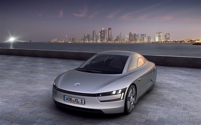 Volkswagen XL1 Concept car desktop picture 05 Views:3714