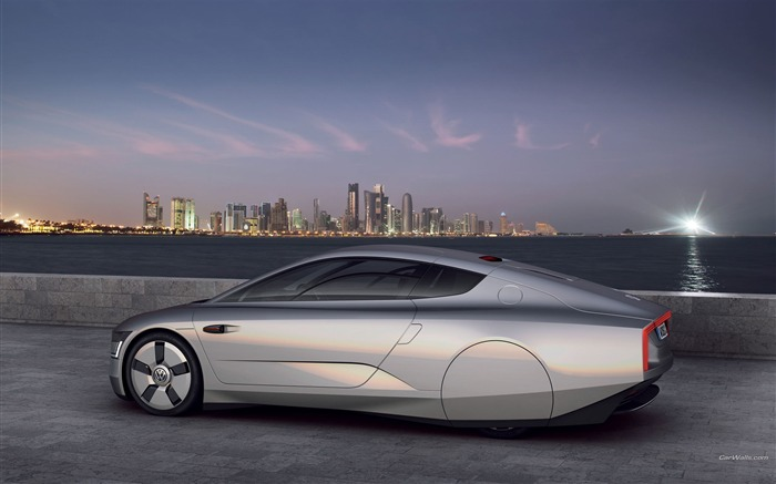 Volkswagen XL1 Concept car desktop picture 06 Views:3807