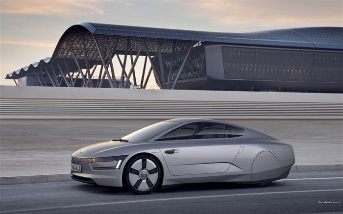 Volkswagen XL1 Concept car desktop picture 08 Views:3329