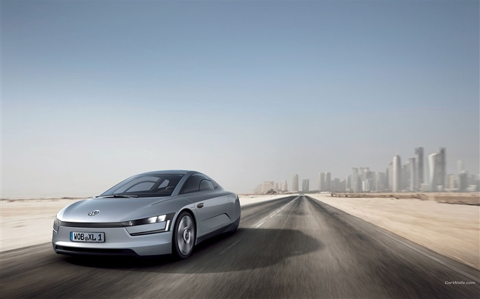 Volkswagen XL1 Concept car desktop picture 10 Views:3348