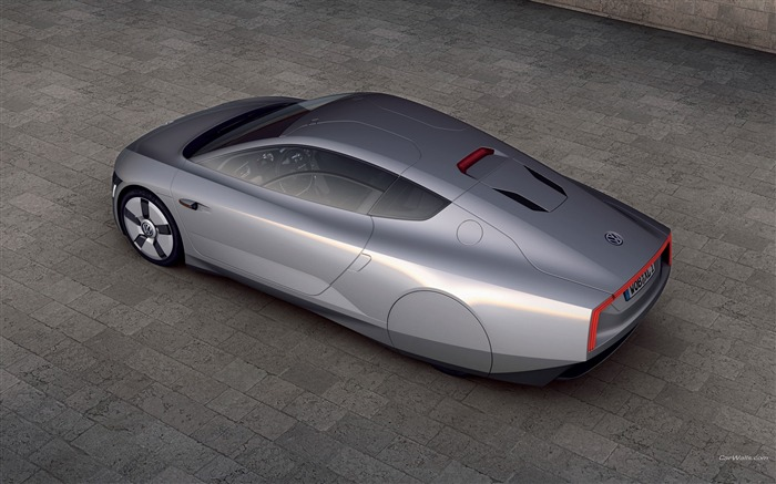Volkswagen XL1 Concept car desktop picture 11 Views:3453
