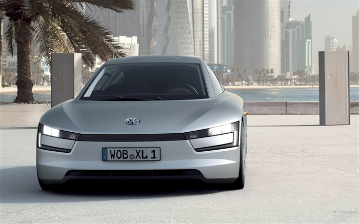 Volkswagen XL1 Concept car desktop picture 12 Views:3497