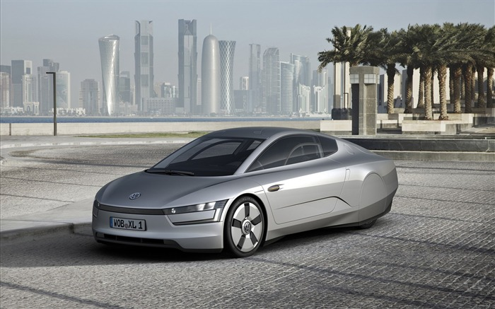 Volkswagen XL1 Concept car desktop picture 16 Views:2870