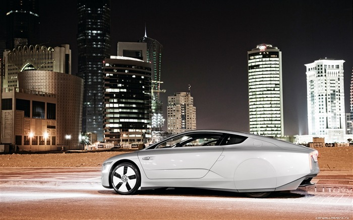 Volkswagen XL1 Concept car desktop picture 18 Views:2486