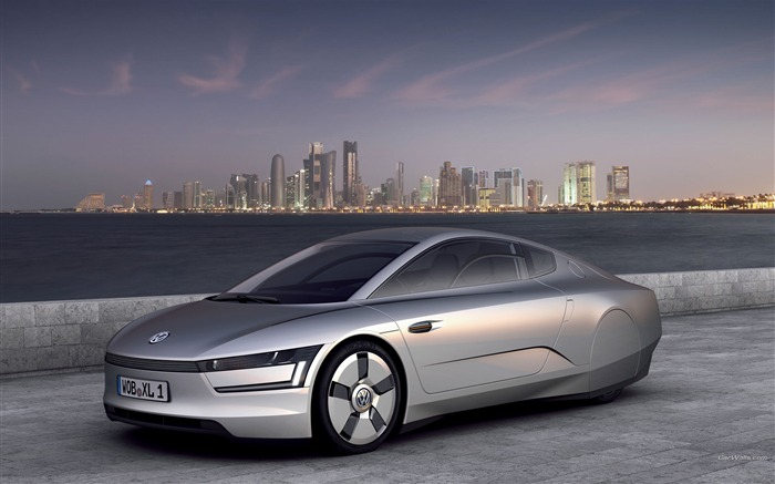 Volkswagen XL1 Concept car desktop picture Views:6018