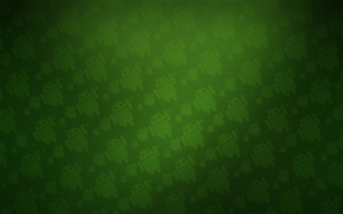 android green background-Android logo robotics Desktop Wallpapers Views:22003