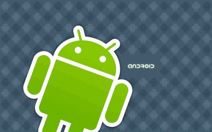 android pattern-Android logo robotics Desktop Wallpapers Views:12205