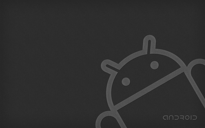 black background-Android logo robotics Desktop Wallpapers Views:58037