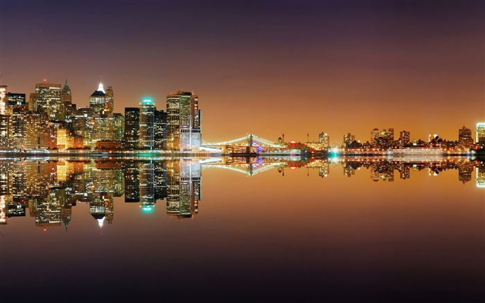 city lights-The urban landscape photography Desktop Wallpapers Views:23985