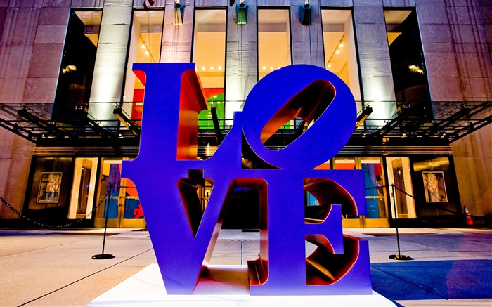 love sculpture avenue of the americas-love wallpaper pictures Views:6171