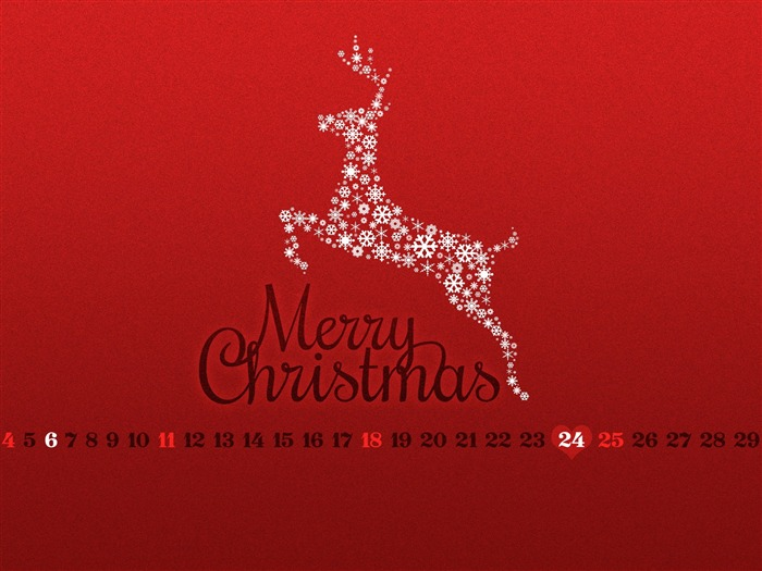 December 2011-Calendar Desktop Wallpaper second series Views:8346