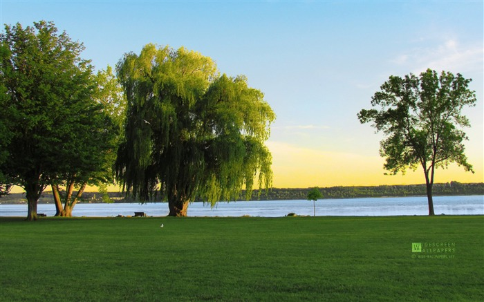 onondaga lake liverpool-Beautiful natural scenery Desktop Wallpapers Views:14173