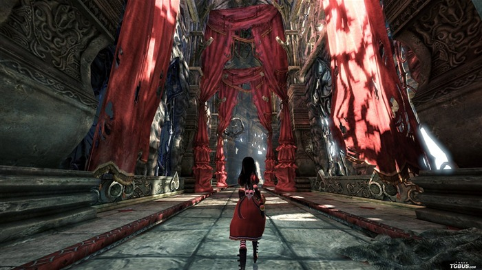 Alice-Madness Returns HD Game Wallpaper 01 Views:7562