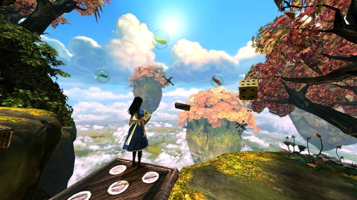 Alice-Madness Returns HD Game Wallpaper 05 Views:13361