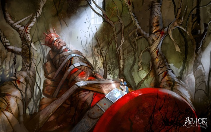Alice-Madness Returns HD Game Wallpaper 11 Views:6129