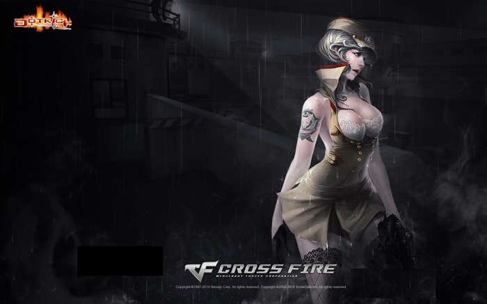 Cross Fire-HD game wallpaper 12 Views:17420