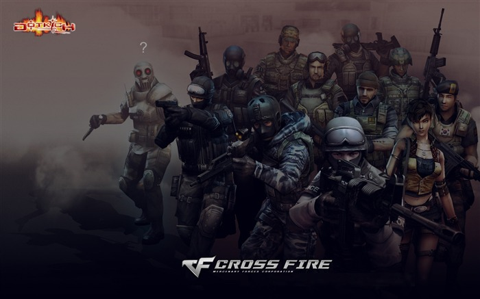 Cross Fire-HD game wallpaper 14 Views:26267