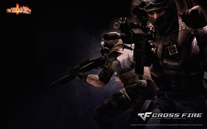Cross Fire-HD game wallpaper 15 Views:43670
